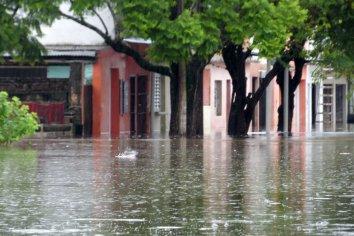 Judicializarían las inundaciones