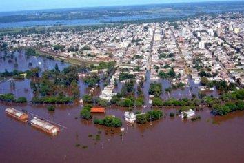 Continúa la emergencia hidrológica en la provincia