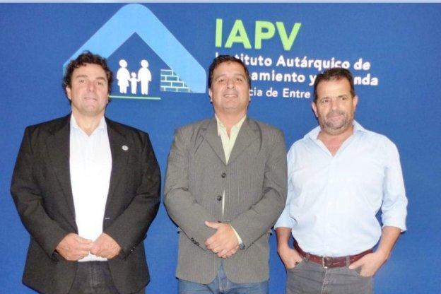 13 nuevas vivienda en Pueblo General Belgrano