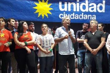 """""""Hoy somos la bandera de los jóvenes de Entre Ríos"""""""