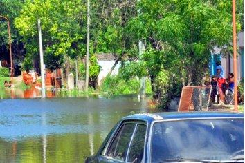 Ya son 111 las familias evacuadas en Concepción del Uruguay