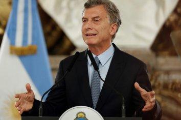 Por decreto, Macri aprobará la Ley de Extinción de Dominio