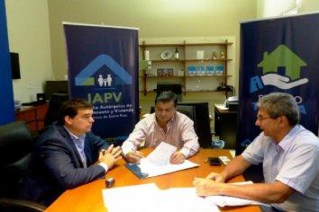 18 viviendas nuevas para Nogoyá