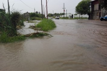 El municipio asiste a vecinos afectados por el intenso temporal