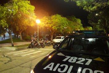 Jóvenes vendían droga en la Plaza San Martín de Federal