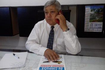 """Sabbioni: """"Si es cierto que hay sumarios, una vez iniciados se encarga la cuestión legal"""""""