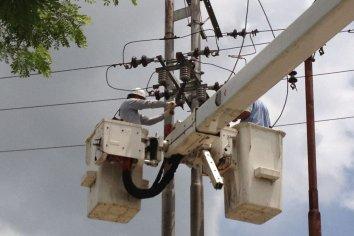 A pesar del calor sostenido y la tormenta, el sistema eléctrico respondió satisfactoriamente