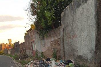 Barrio Libertad, barrio olvidado
