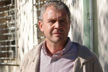 Galimberti se peleó con un periodista
