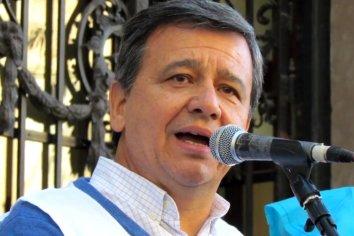 """""""En toda la provincia hubo un 90% de acatamiento al paro"""" manifestó Marcelo Pagani"""