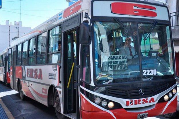 No es broma: Se normalizará el servicio de transporte urbano de pasajeros en la ciudad