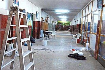 Plan Verano en las escuelas de la provincia
