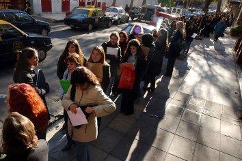 Cae el empleo privado y su tendencia negativa se acentuará aún más