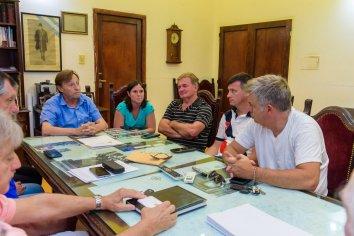 Varisco exigió a funcionarios mayor compromiso con la gestión