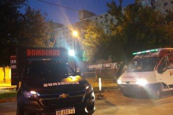 Un hombre murió al caer al vacio en la Ruta camino a Paraná
