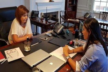 Queja del gobierno de Uruguay para que Patricia Bullrich no se entrometa