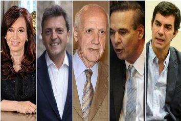 Cristina Kirchner es la más elegida en una eventual interna del PJ