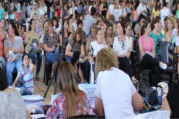 Se realizarán concursos de titularización docente en la provincia