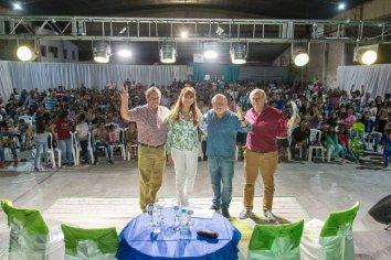 """""""El Frente Creer Entre Ríos es una expresión contra el ajuste de Macri"""""""