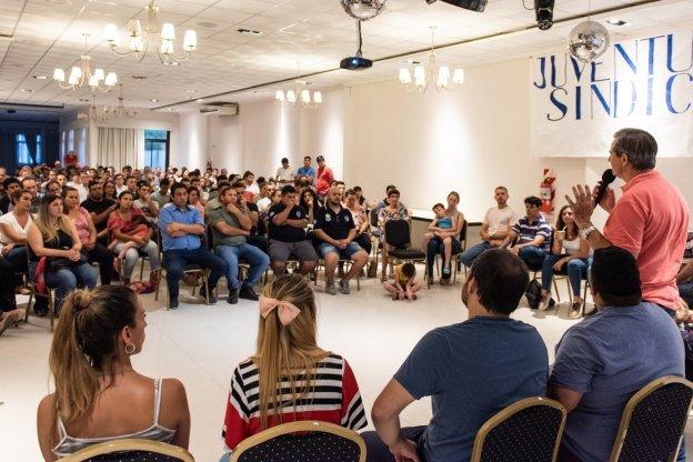 La Juventud Sindical apuesta a Bahl para recuperar Paraná
