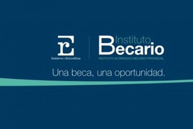 El Instituto Becario continúa la recorrida de distribución de formularios