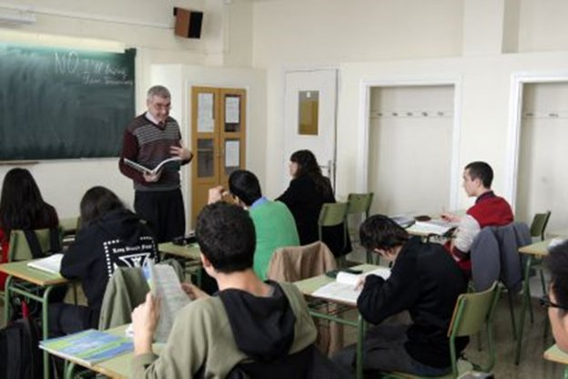 Vuelven los docentes a las escuelas