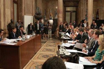 La comisión Bicameral rechazó los DNU de extinción de dominio y agencia de Deportes