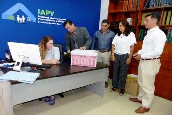 Se conocieron las ofertas para construir 40 nuevas viviendas en Villaguay