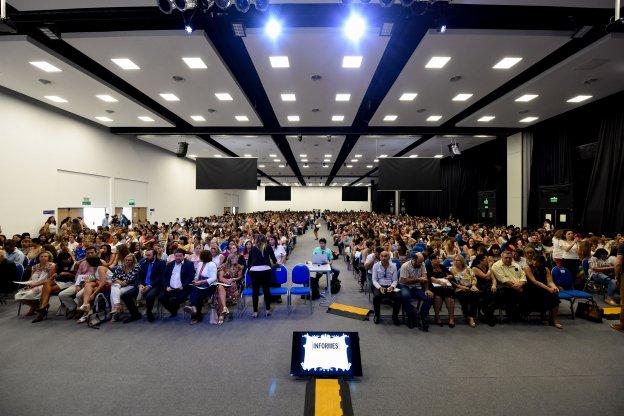 Se realizaron las Jornadas Regionales de Educación