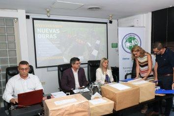 Enersa licita obras complementarias para el cierre eléctrico del norte entrerriano