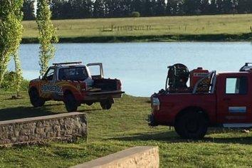Encontraron muerto a un hombre en el Arroyo Nogoyá