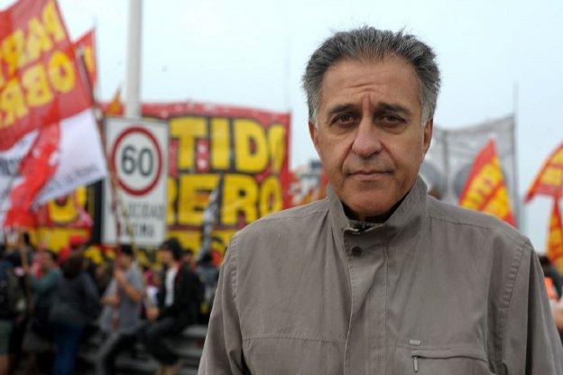 """""""Unir a los trabajadores para enfrentar las políticas de Macri y el FMI""""."""