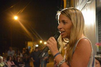 Bordet ya tomo la decisión: Laura Stratta será su compañera de fórmula