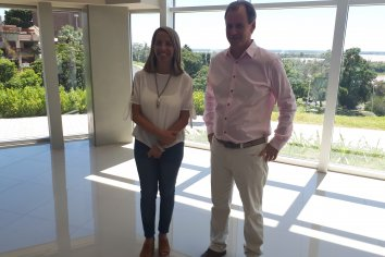 Bordet eligió a Laura Stratta como compañera de fórmula