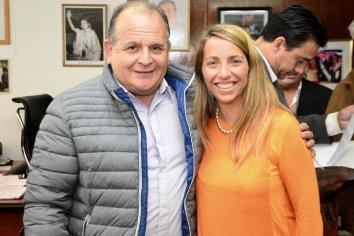Ángel Vázquez celebró la designación de Stratta como vice de Bordet