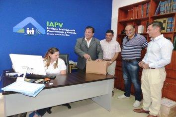 Nuevas viviendas en Colonia Santa María y Las Margaritas