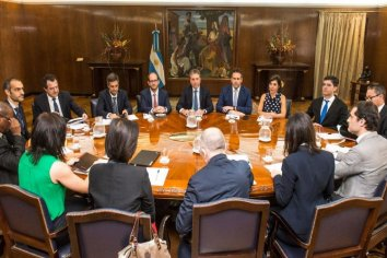 El FMI cerró su visita, Dujovne fue el último en rendir examen