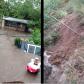No es Venecia: vecinos sufrieron gravemente la lluvia y apuntaron a la gestión Municipal. Horas Dramáticas