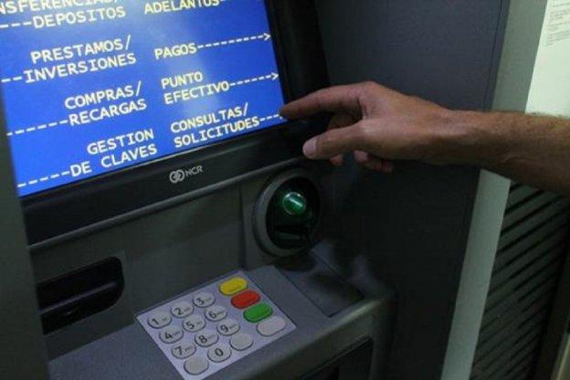 Los bancos aumentaron el límite de extracción