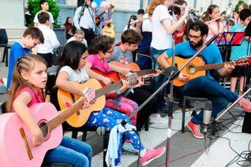 Inscriben para el programa de Coros y Orquestas infantiles y juveniles