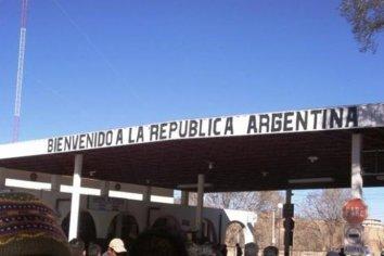 La Argentina cierra todas sus fronteras desde la medianoche