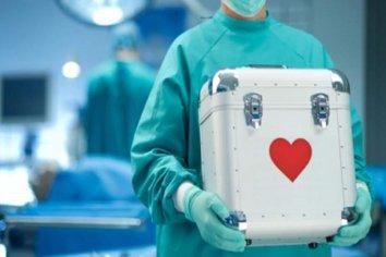 Entre Ríos, al tope del índice de donantes de órganos en el país