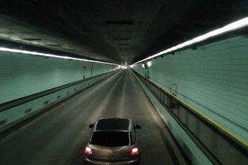 Se puede circular por el Túnel Subfluvial con los permisos correspondientes