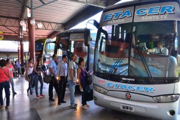 Aumentó el boleto de colectivo Paraná- Santa Fe