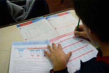 Pruebas Aprender: Alumnos mejoraron en lengua, pero siguen bajos en matemática