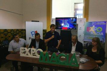 Presentaron en sociedad la Expo Maciá