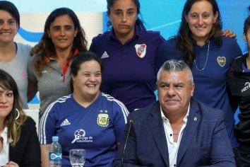 AFA Profesionaliza el Fútbol Femenino