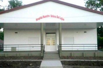 Amenazaron con un arma blanca a médicos y enfermeros del Hospital de Ramírez