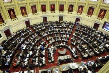 Diputados convirtió en ley el proyecto de financiamiento político