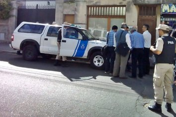 Evasores detenidos por Prefectura, ya están presos en la Up N° 3
